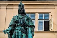 Prag, Karl IV
