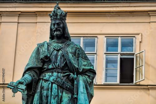 fototapeta na ścianę Prag, Karl IV