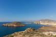 Mazarron Murcia Spain a coast town by the Mediterranean Sea