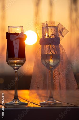 Aperitivo Matrimoniale al tramonto