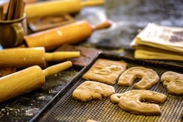 Bäckerei für Pfefferkuchen in Torun (Thorn)