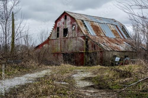 Fotografia Old Barn