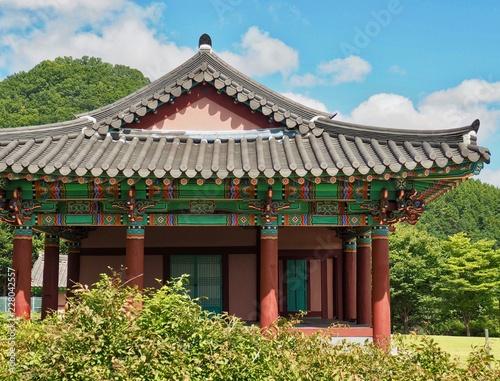 한국 청주시티 전통 관사건물, 문산관