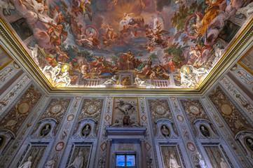 Panel Szklany Architektura Villa Borghese - Rome, Italy