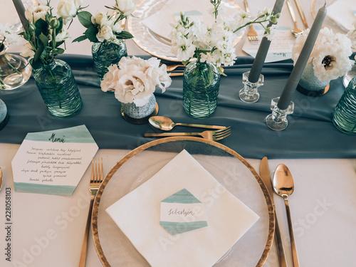 Fotografie, Obraz  Vintage wedding decor