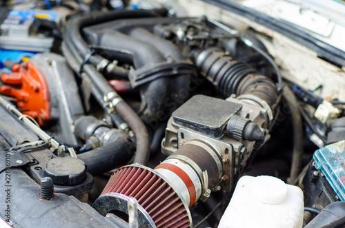 Photo Car Air Filter
