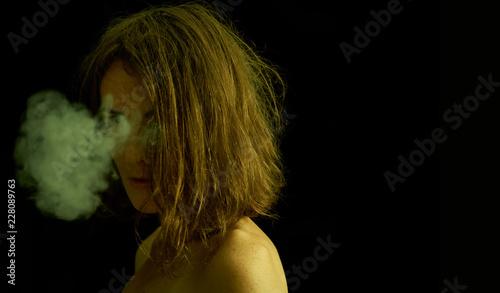 Fotografía  Artistic Woman Portrait