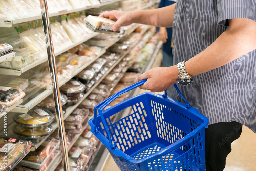 Fototapety, obrazy: コンビニ・スーパーマーケット