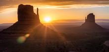 Monument Valley. Navajo Tribal Park, USA.