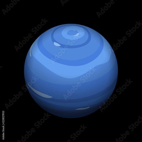 Photo Neptune icon