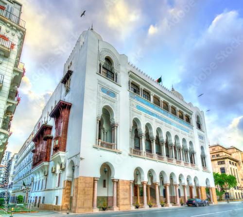 Government of Algiers Province, Algeria