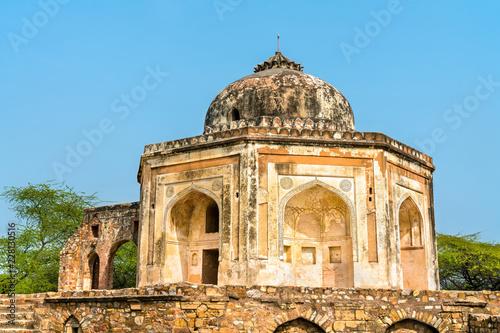 Deurstickers Asia land Tomb of Mohd Quli Khan in Delhi, India