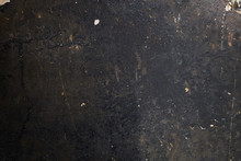 Old Dirty Black Wall Texture W...