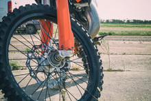 Front Wheel Motocross Bike Enduro