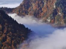 Piękna Polska Jesień W Pieninach