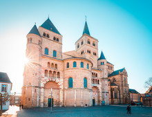 Cathedral Of Trier, Rhineland-Palatinate, Germany