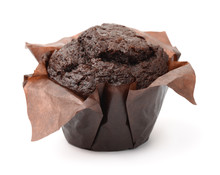 Fresh Chocolate Muffin