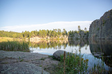 Legion Lake Custer State Park