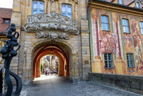 Fotografie, Obraz  Bamberga, Germania