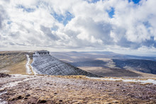 Snow In The Brecon Beacons