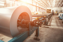 Industrial Galvanized Steel Ro...