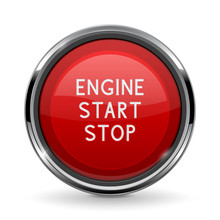 Engine Start Stop Button With ...