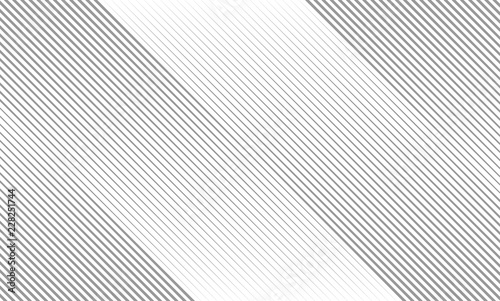 Obraz Vector Illustration of the gray pattern of lines abstract background. EPS10. - fototapety do salonu