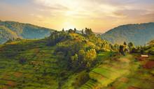 Landscape In Southwestern Ugan...