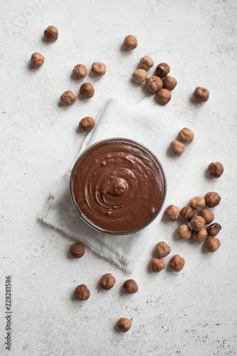 Fototapeta Chocolate Hazelnut Spread obraz