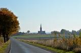 Fototapeta Krajobraz - Pejzaż jesienny