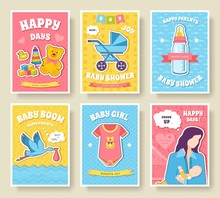 World Breastfeeding Week Cards...