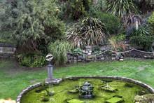 Garden At Windsor Castle, Engl...