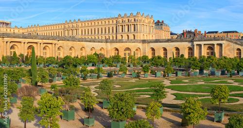 Papiers peints Con. ancienne Château de Versailles et orangerie