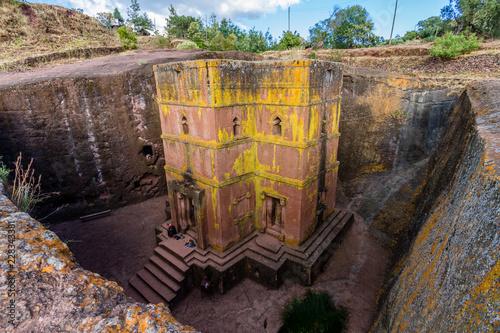 Fotografia, Obraz Rock Hewn Churches of Lalibela, Ethiopia