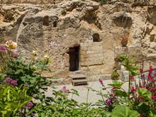 The Garden Tomb, Rock Tomb In ...
