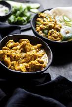 Chicken Curry Dinner