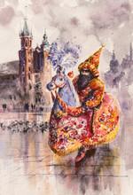 Lajkonik (man And Horse) One O...