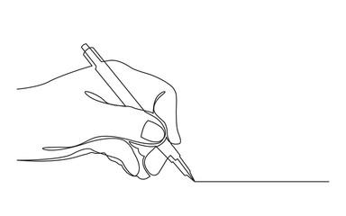 kontinuirano crtanje crte rukom crtanje crte olovkom