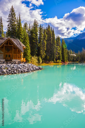 Camping in Yoho National Park