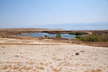 Sinkholes In The Dead Sea