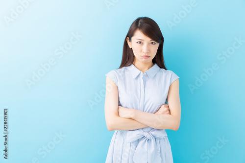 Fotografia 怒る女性