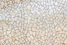 Broken Tiles Mosaic Seamless P...