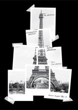 Paris Photo For T Shirt Printi...
