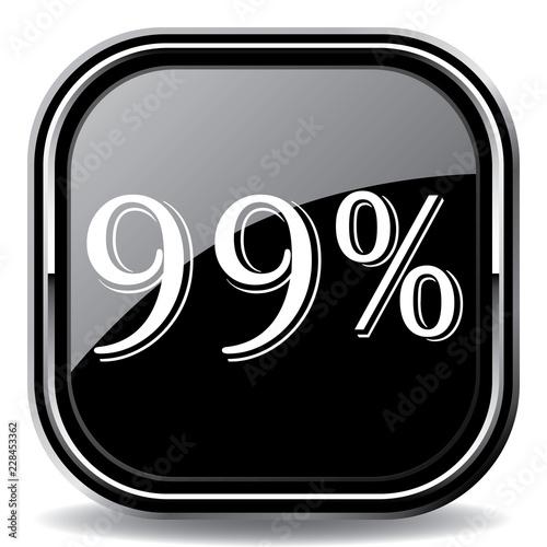 Photographie  99 percent icon