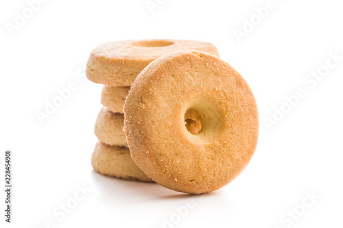 Foto Sweet buttery biscuits.