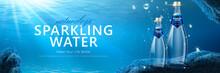 Sparkling Water Banner Ads