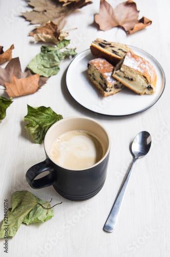 Valokuva Cappuccino e millefoglie