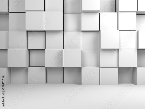 abstrakcjonistyczny-bialy-cyfrowy-tlo-3d-szesciany