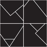 Abstract geometric seamless pattern - 228495938
