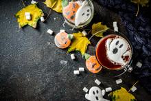 Funny Halloween Hot Chocolate